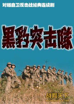 黑豹突击队(四全集)