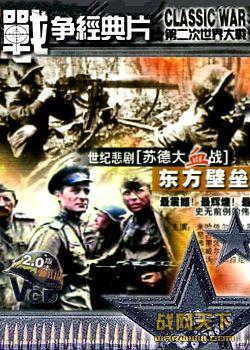 东方壁垒(世纪的悲剧苏德大血战之七)