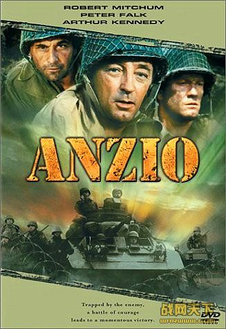 登陆安其奥(Anzio)海报