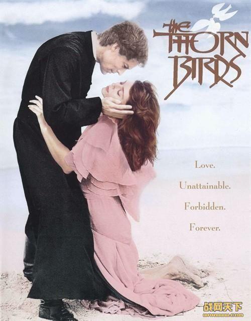 《荆棘鸟》+续集《错失的时光》