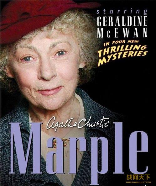 马普尔小姐探案(国语全集)(Agatha Christie's Marple)海报