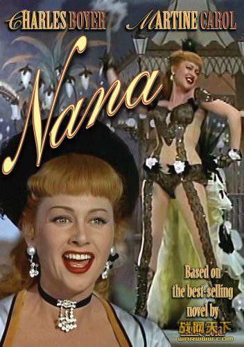 娜娜(1955年彩色版)