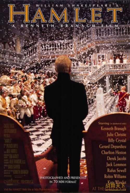 哈姆雷特/王子复仇记(1996年完整版)