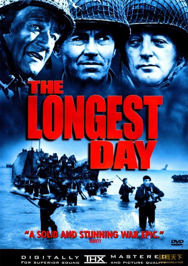 最长的一日/最长的一天/1962(彩色国配版)(The Longest Day)海报