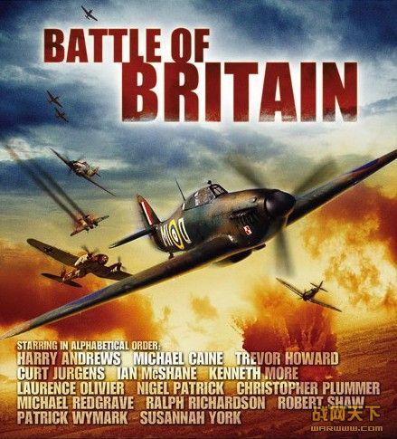 不列颠之战/不列颠战役/空军大战略/伦敦上空的鹰