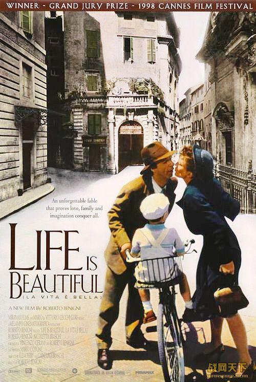 美丽人生/一个快乐的传说/美丽的人生/一个美丽的传说