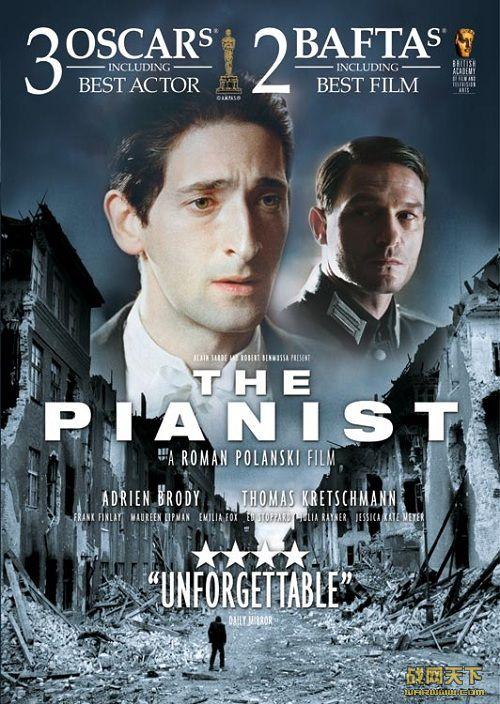 钢琴家/战地琴人/钢琴战曲/钢琴师