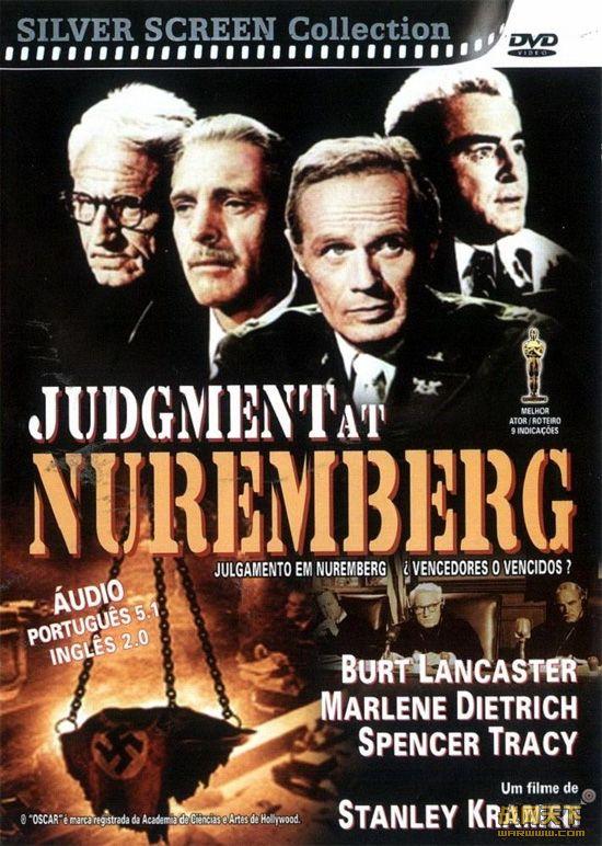 纽伦堡大审判/纽伦堡的审判(1961版)