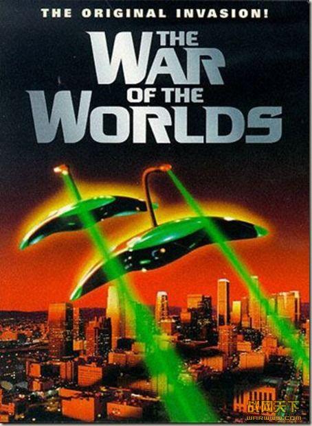 火星人入侵/地球争霸战/世界大战(1953版绝版收藏)