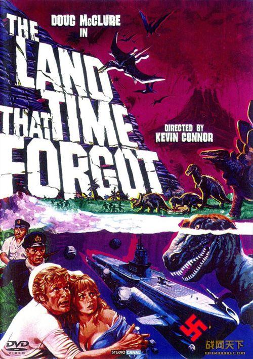被时间遗忘的土地/极地侏罗纪