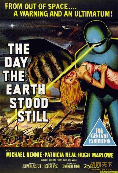 地球停转之日/地球末日记/地球停转日(1951年版)
