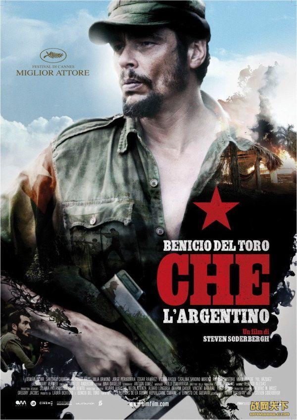 切・格瓦拉:阿根廷