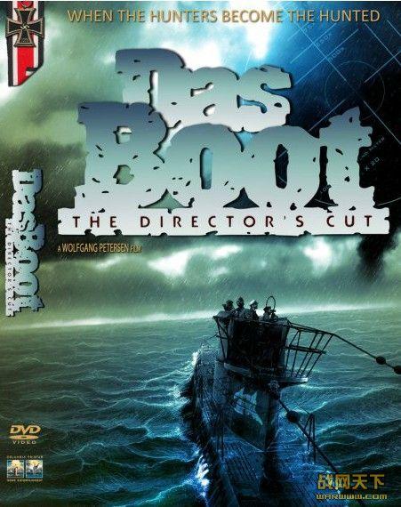 从海底出击/紧急下潜/潜艇风暴 292分钟未剪辑完整版(Das Boot)海报