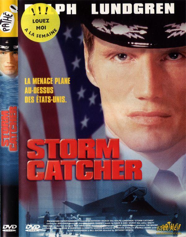 隐形战机(STORM CSTCHER)海报