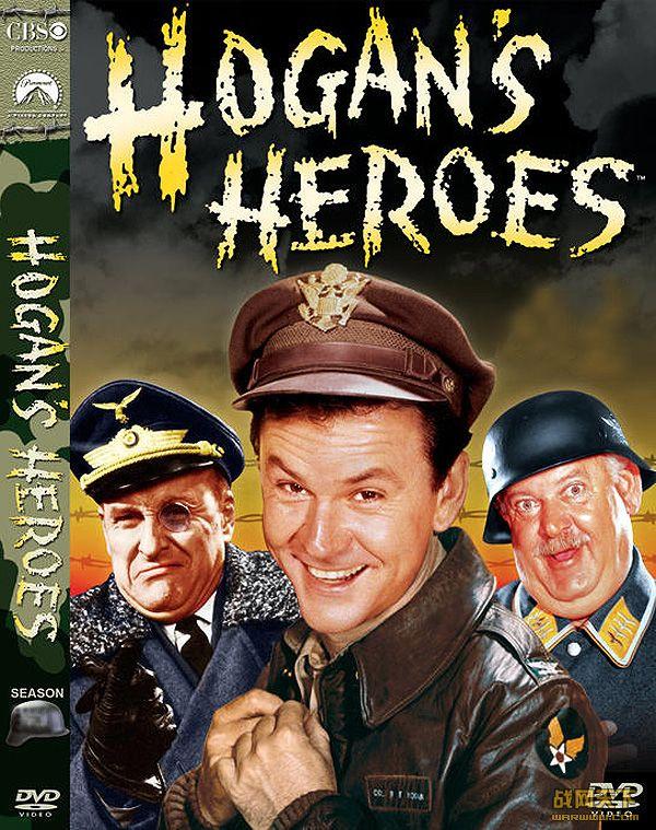 霍根英雄 全六季(Hogan's Heroes)海报
