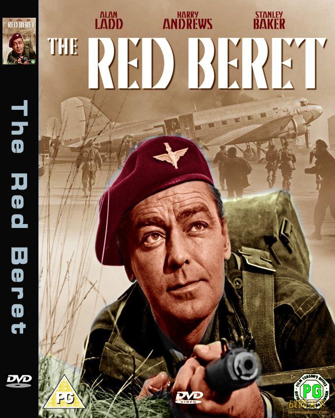 红色贝雷帽/伞兵
