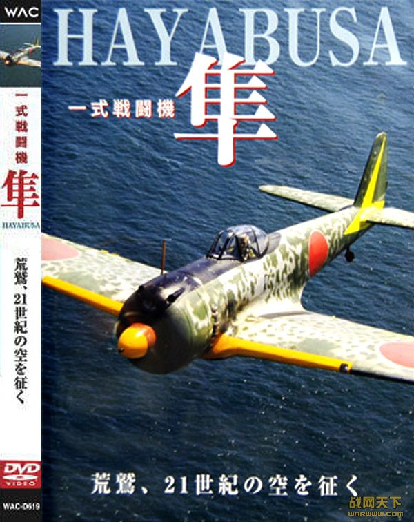 一式战斗机 隼鸟 征服21世纪的天空(一式�殛L�C 隼」荒��、21世�oの空を征く)海报