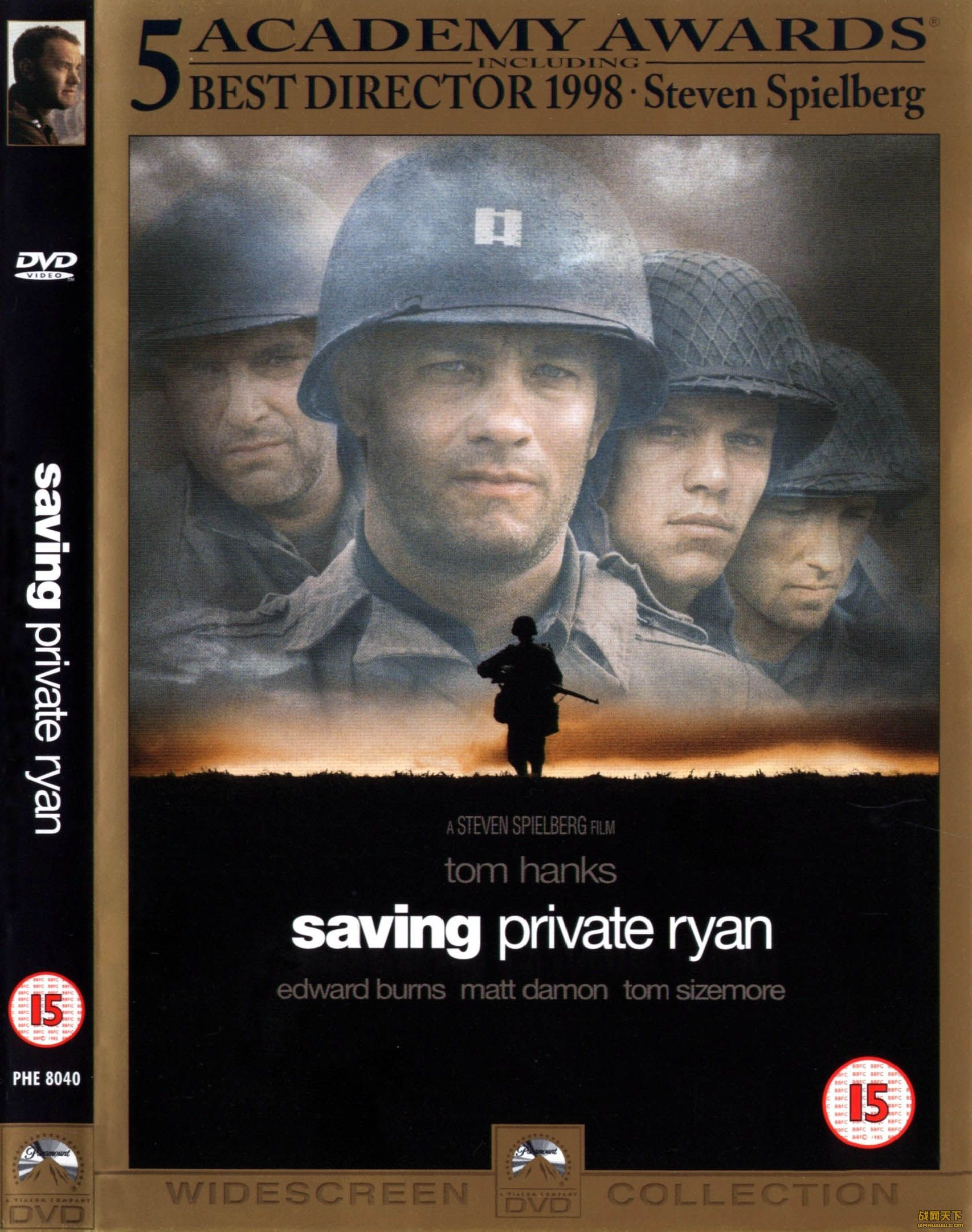 拯救大兵瑞恩(Saving Private Ryan)海报