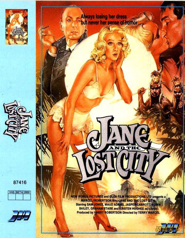 简和失落的城市/珍妮和失去的城市/魔宫奇兵