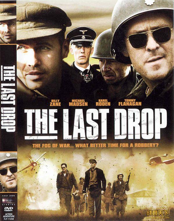 最后的空降兵/最后死战/空降冲锋队(The Last Drop)海报