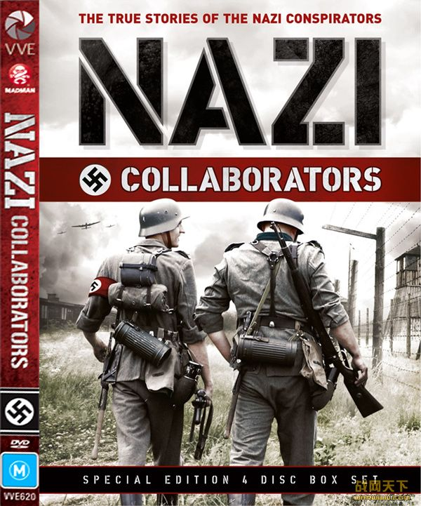 纳粹合作者(全集)