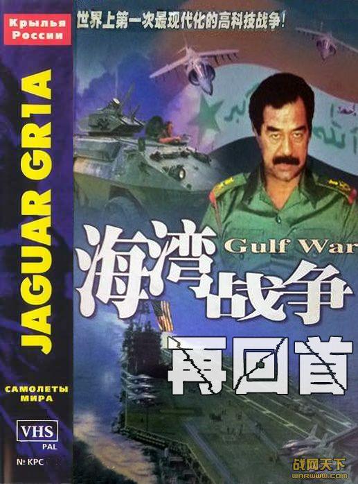 海湾战争再回首 四全集(The Gulf War)海报