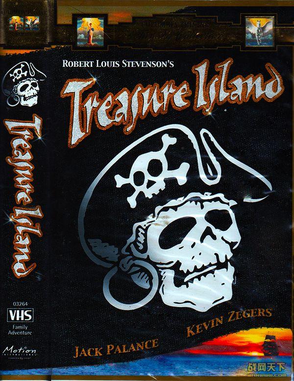 宝岛奇遇 1999版(Treasure Island )海报