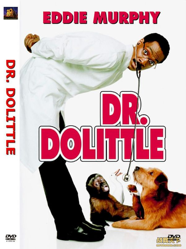 怪医杜里德(Doctor Dolittle)海报