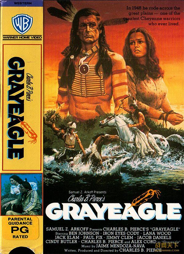 灰鹰传奇(Grayeagle)海报