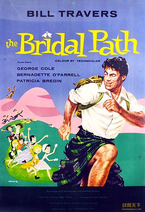 结婚之路(The Bridal Path)海报
