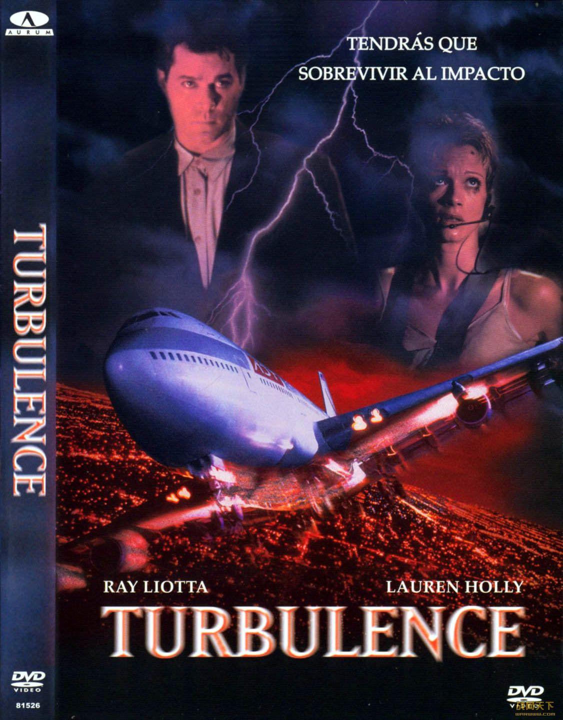 插翅难飞(Turbulence)海报