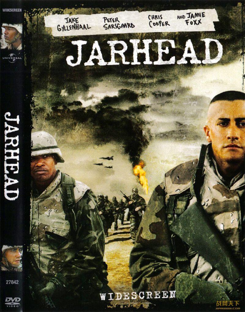 锅盖头(Jarhead)海报