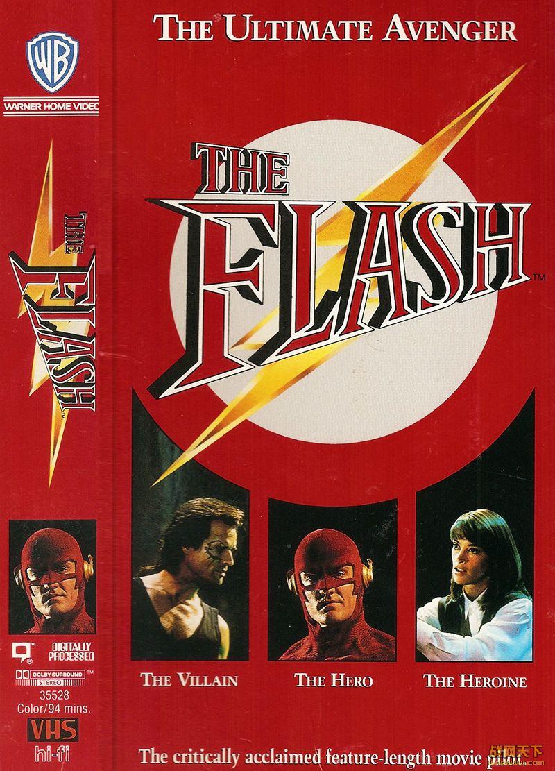 闪电奇侠 23全集(The Flash)海报