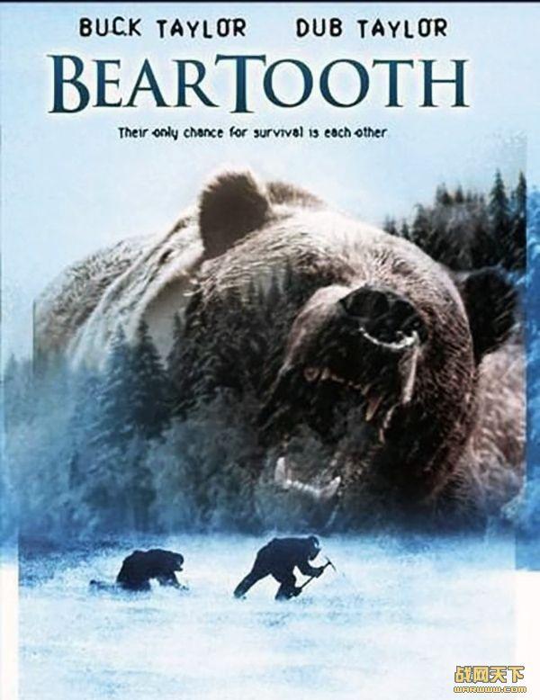 伙伴 美国版(Beartooth)海报