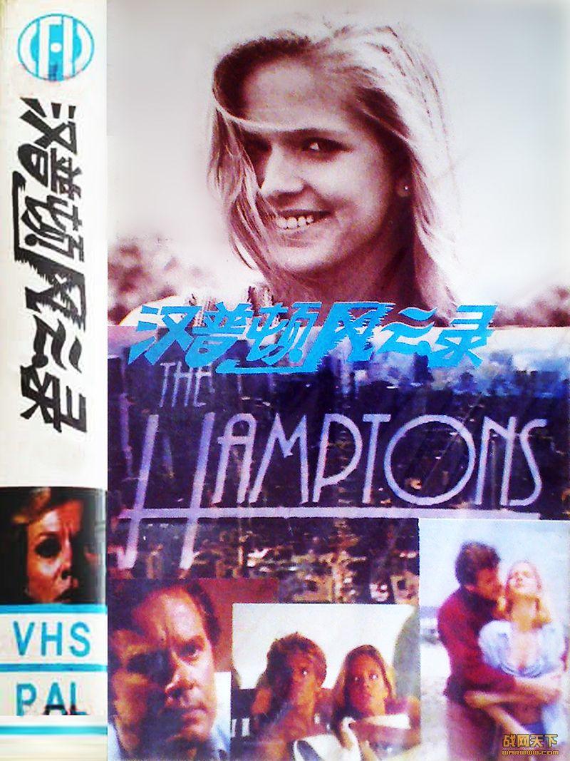 汉普顿风云录 5全集(The Hamptoms)海报