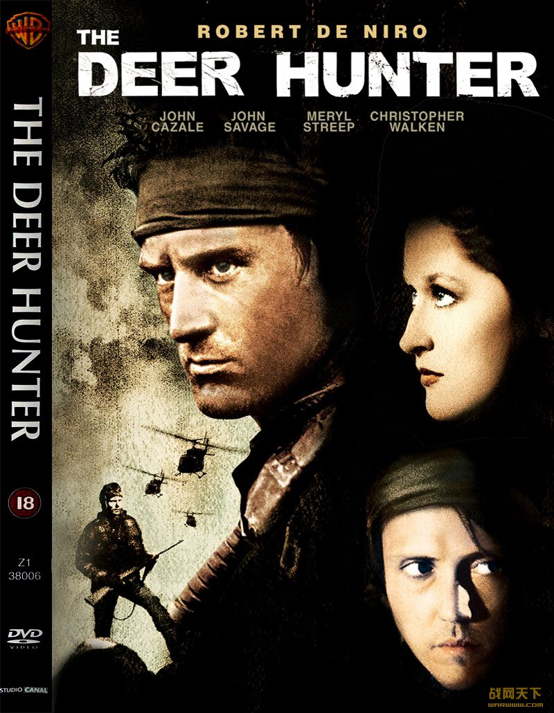 猎鹿人(The Deer Hunter)海报