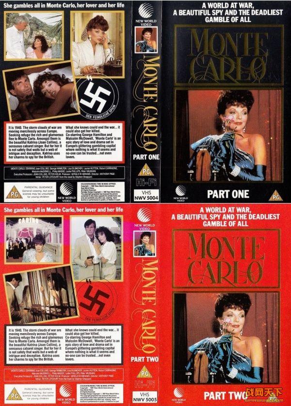 赌城历险 上下集(Monte Carlo)海报