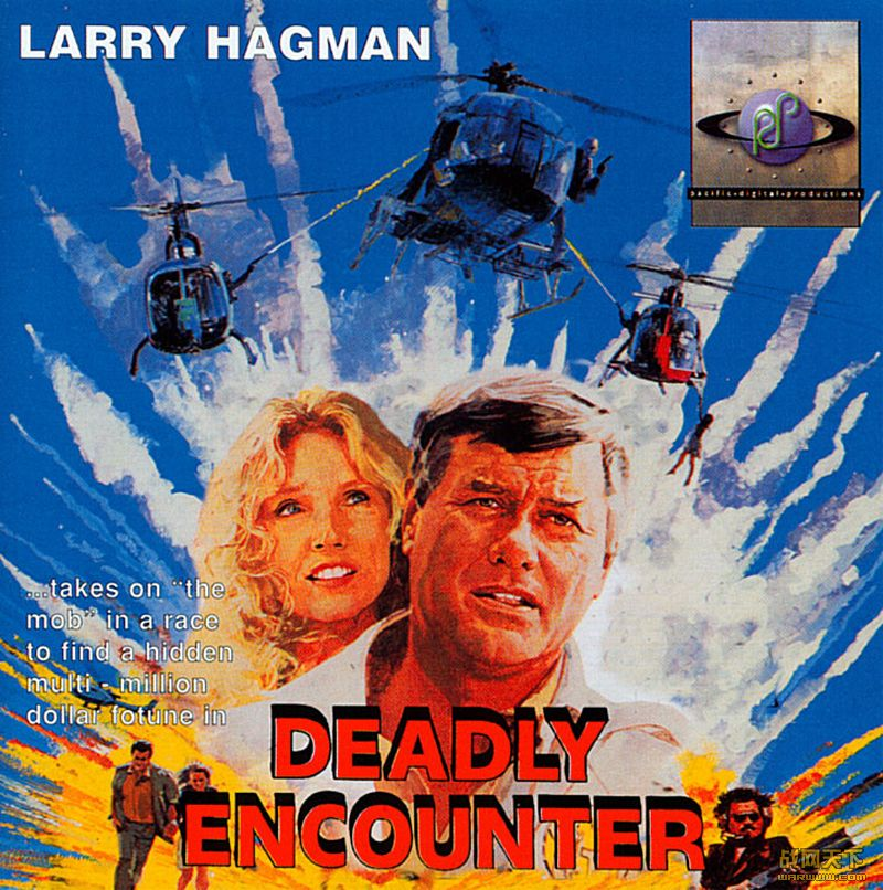 碧空劫(Deadly Encounter)海报
