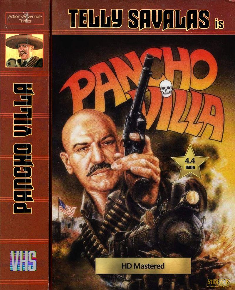恶魔将军(Pancho Villa)海报