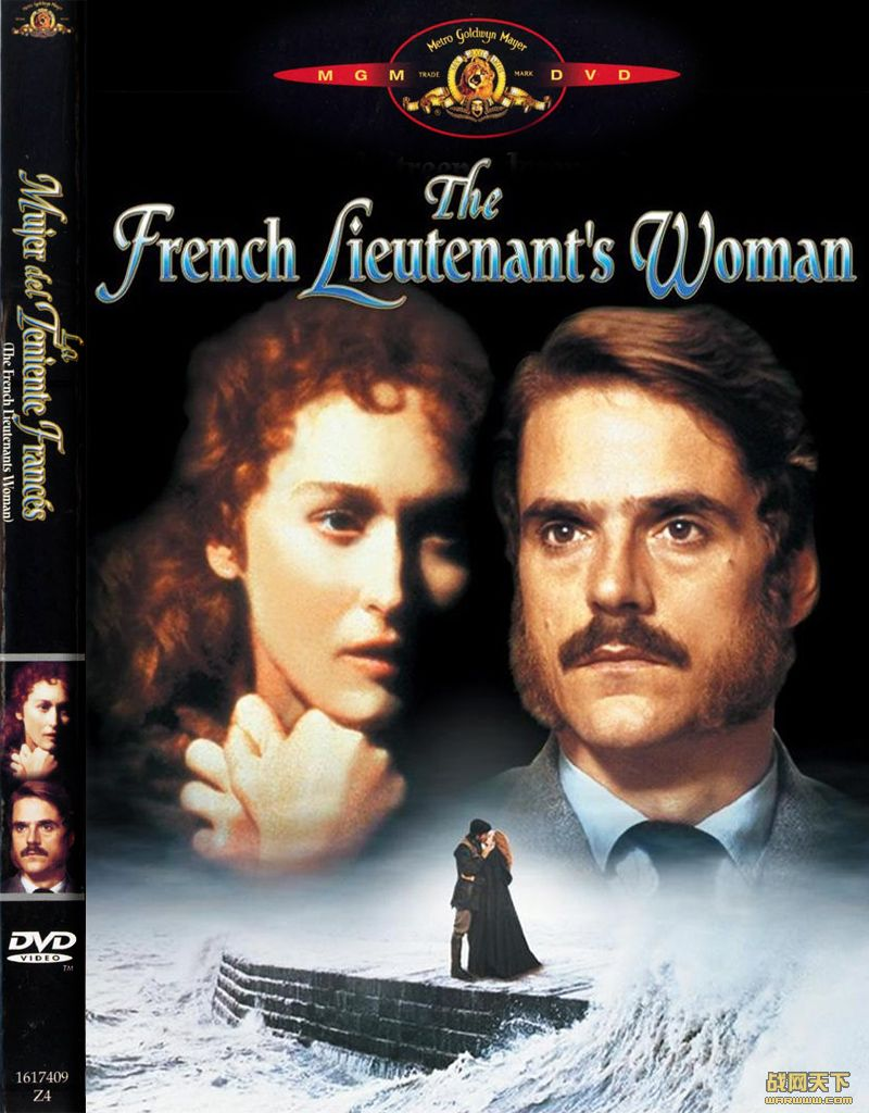 法国中尉的女人(The French Lieutenant's Woman)海报