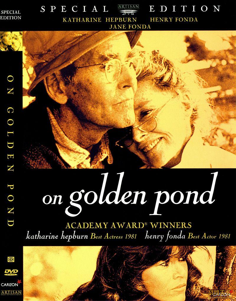 金色池塘(On Golden Pond)海报