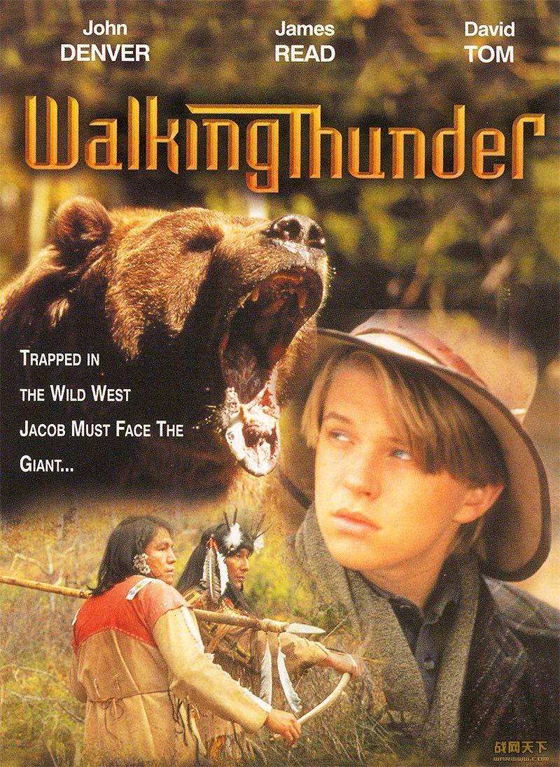 霹雳神熊(Walking Thunder)海报