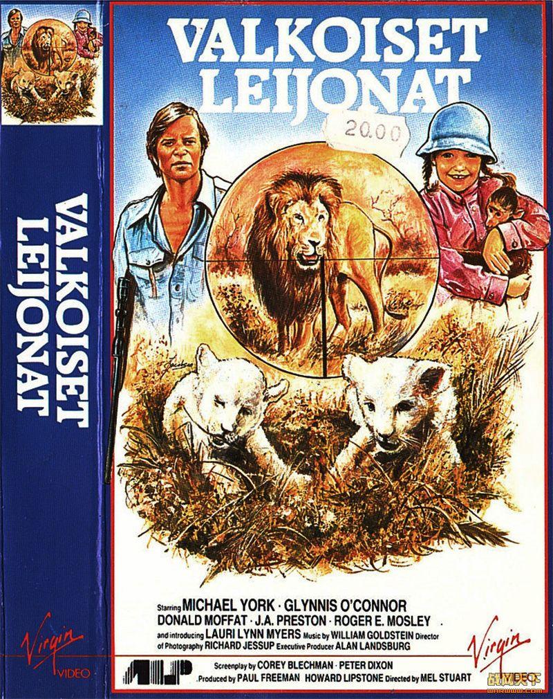 白狮(The White Lions)海报