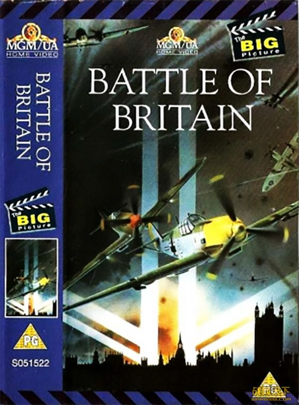 大不列颠战役(Battle of Britain)海报