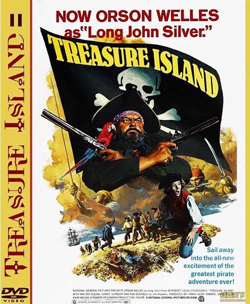 金银岛(Treasure Island )海报