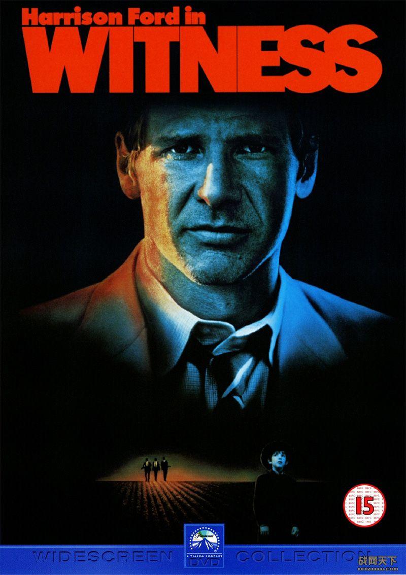灭口大追杀/证人(Witness)海报
