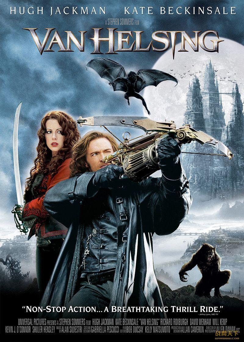 范海辛(Van Helsing)海报