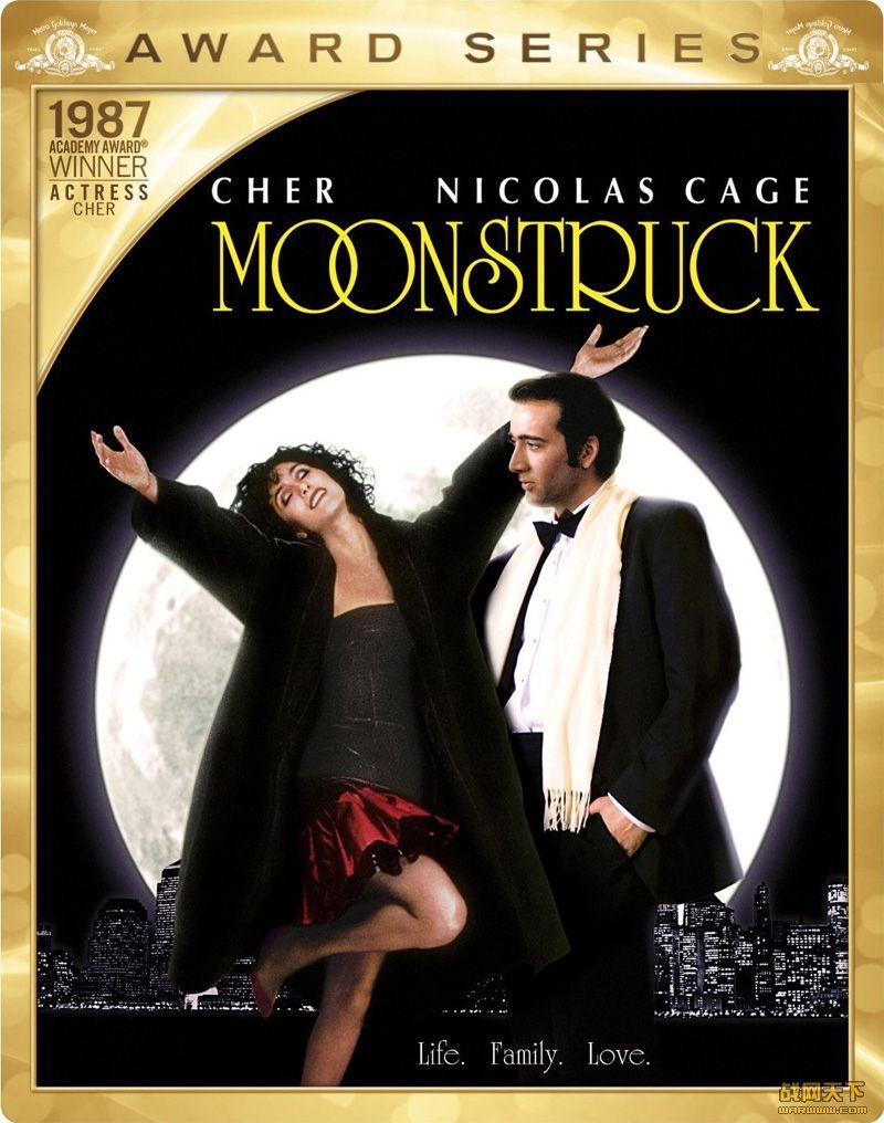 月色撩人(Moonstruck)海报