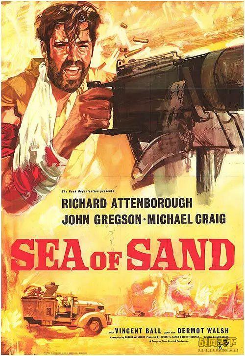 沙之海 (Sea of Sand)海报